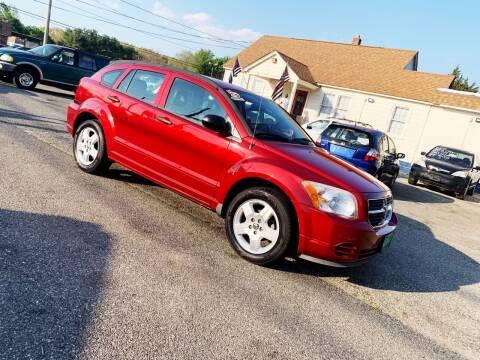 2008 Dodge Caliber for sale at New Wave Auto of Vineland in Vineland NJ