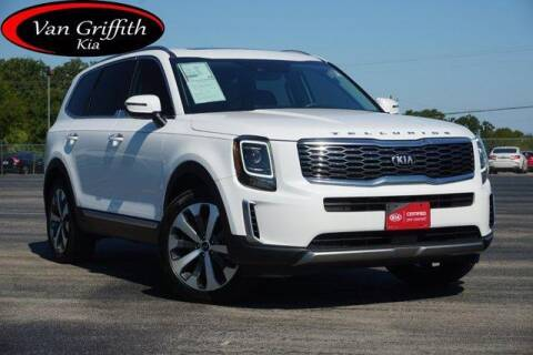 2020 Kia Telluride for sale at Van Griffith Kia Granbury in Granbury TX