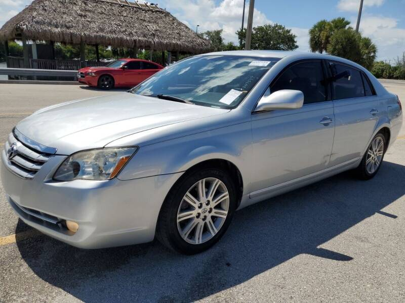 2007 Toyota Avalon for sale at Best Auto Deal N Drive in Hollywood FL