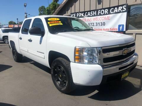 2011 Chevrolet Silverado 1500 for sale at Devine Auto Sales in Modesto CA