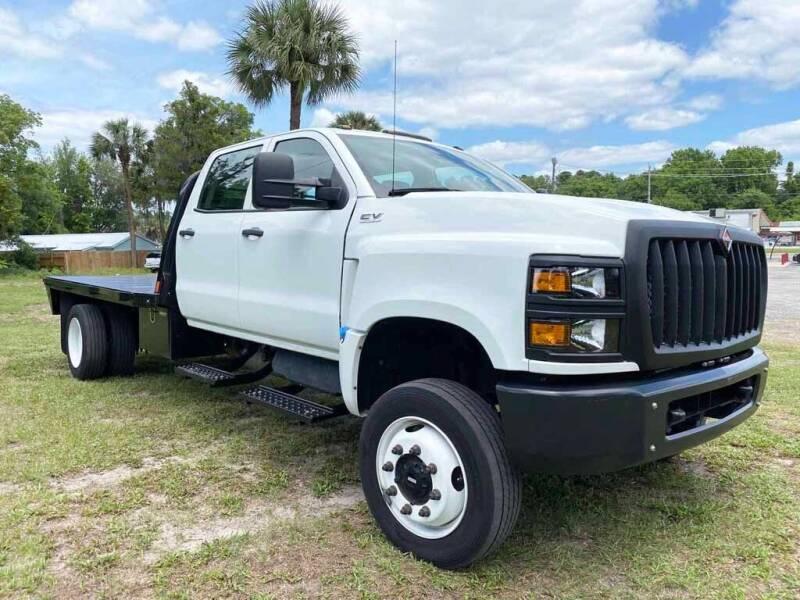 2019 GMC TOPKICK for sale at Scruggs Motor Company LLC in Palatka FL