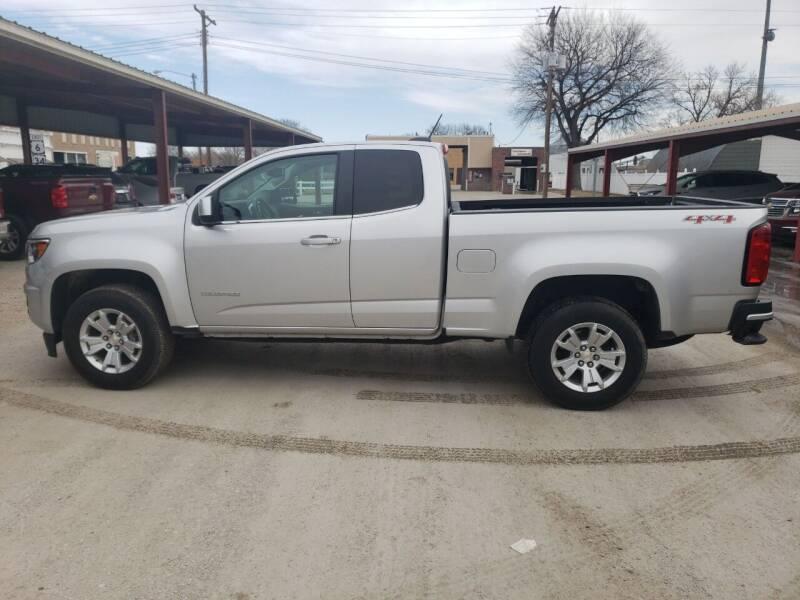 2017 Chevrolet Colorado for sale at Faw Motor Co in Cambridge NE