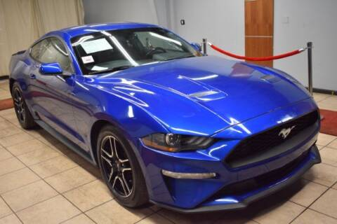 2018 Ford Mustang for sale at Adams Auto Group Inc. in Charlotte NC