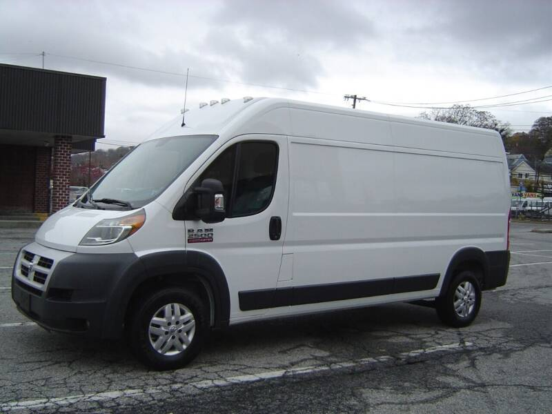 2015 RAM ProMaster Cargo for sale at Reliable Car-N-Care in Staten Island NY