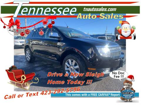 2009 Lincoln MKX for sale at Tennessee Auto Sales in Elizabethton TN