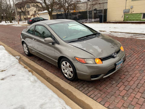 2006 Honda Civic for sale at RIVER AUTO SALES CORP in Maywood IL