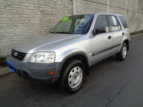 2001 Honda CR-V for sale at Matthews Motors LLC in Algona WA