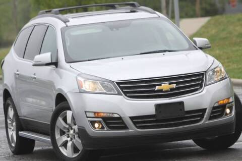 2014 Chevrolet Traverse for sale at MGM Motors LLC in De Soto KS