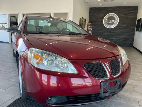 2009 Pontiac G6 for sale at Evolution Autos in Whiteland IN