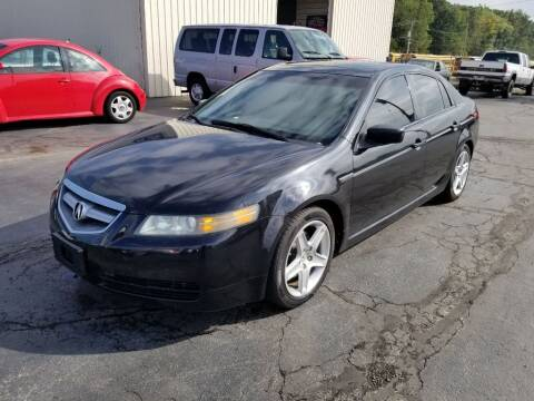2005 Acura TL for sale at Larry Schaaf Auto Sales in Saint Marys OH