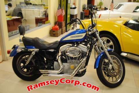 2004 Harley-Davidson XL1200R for sale at Ramsey Corp. in West Milford NJ