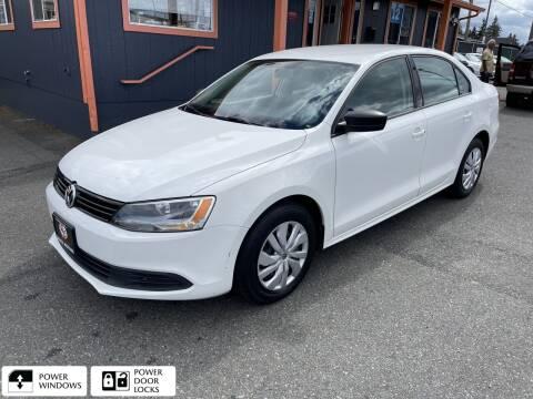 2013 Volkswagen Jetta for sale at Sabeti Motors in Tacoma WA