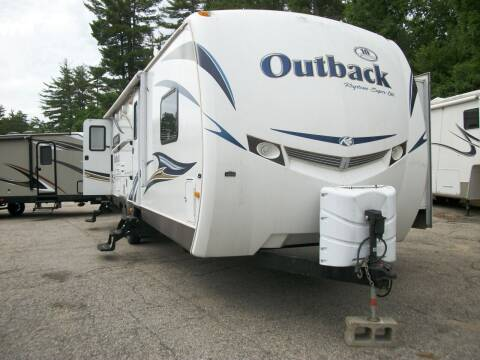 2011 Keystone Outback for sale at Olde Bay RV in Rochester NH