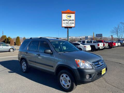 2006 Honda CR-V for sale at TDI AUTO SALES in Boise ID