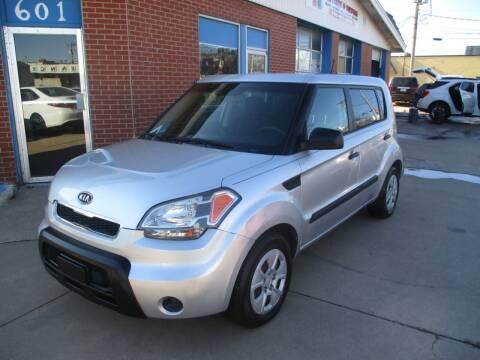 2011 Kia Soul for sale at Discount Motor Sales LLC in Wichita KS