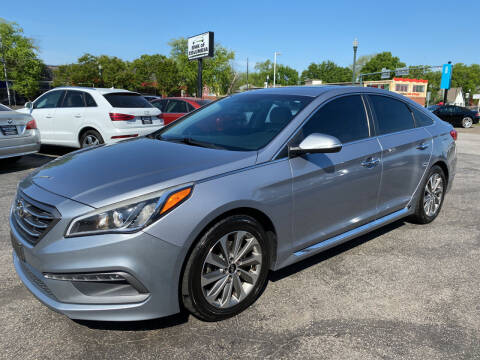 2015 Hyundai Sonata for sale at BWK of Columbia in Columbia SC