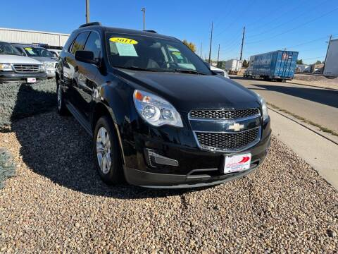 2011 Chevrolet Equinox for sale at AP Auto Brokers in Longmont CO