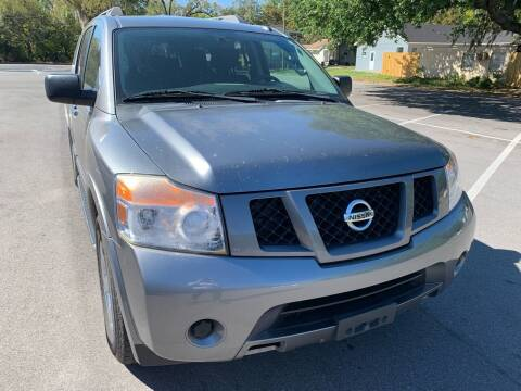 2014 Nissan Armada for sale at Consumer Auto Credit in Tampa FL
