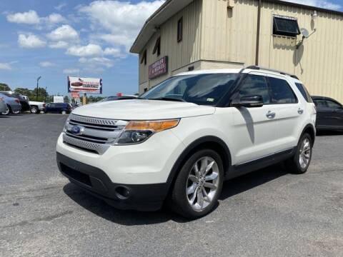 2012 Ford Explorer for sale at Premium Auto Collection in Chesapeake VA