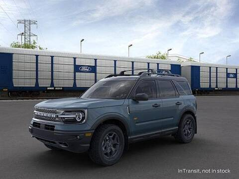 2021 Ford Bronco Sport for sale at Vance Fleet Services in Guthrie OK