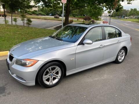 2008 BMW 3 Series for sale at Dreams Auto Sales LLC in Leesburg VA