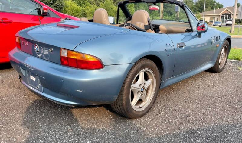 1997 BMW Z3 for sale at Mayer Motors of Pennsburg in Pennsburg PA