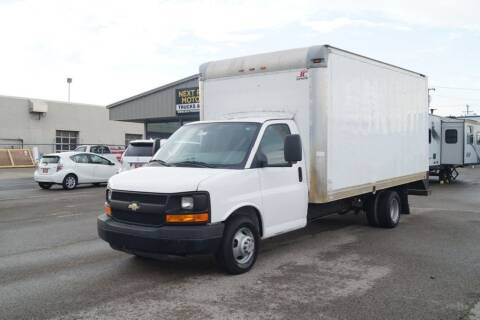 2014 Chevrolet Express Cutaway for sale at Next Ride Motors in Nashville TN