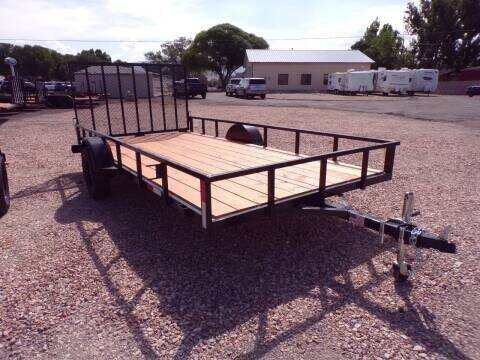 2022 FF OFFROAD 7x14 Single Axle for sale at Freedom Ford Inc in Gunnison UT
