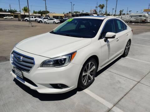 2015 Subaru Legacy for sale at California Motors in Lodi CA