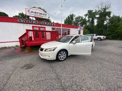 2008 Honda Accord for sale at CARFIRST ABERDEEN in Aberdeen MD
