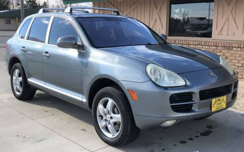2005 Porsche Cayenne for sale at Central City Auto West in Lewistown MT