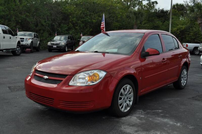 2009 Chevrolet Cobalt for sale at STEPANEK'S AUTO SALES & SERVICE INC. in Vero Beach FL