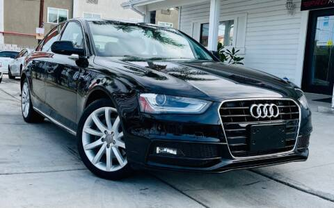 2014 Audi A4 for sale at Pro Motorcars in Anaheim CA