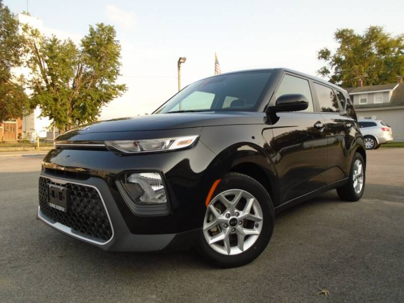2020 Kia Soul for sale at Total Eclipse Auto Sales & Service in Red Bud IL