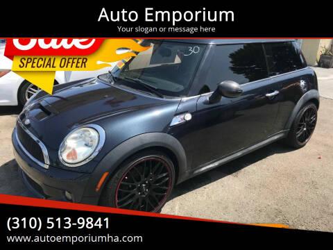 2008 MINI Cooper for sale at Auto Emporium in Wilmington CA