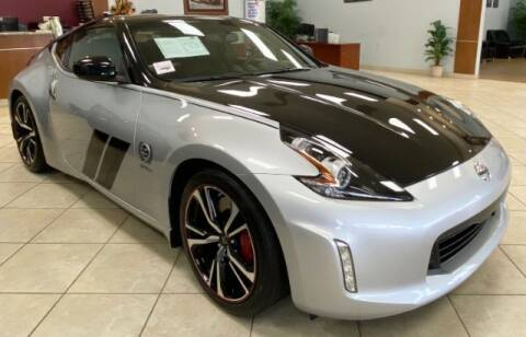 2020 Nissan 370Z for sale at Adams Auto Group Inc. in Charlotte NC