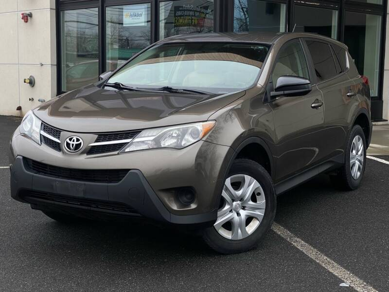 2013 Toyota RAV4 for sale at MAGIC AUTO SALES in Little Ferry NJ