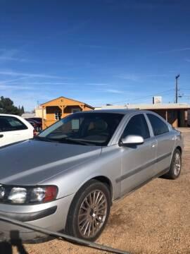2003 Volvo S60 for sale at Poor Boyz Auto Sales in Kingman AZ