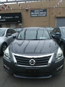 2013 Nissan Altima for sale at Ultra Auto Enterprise in Brooklyn NY