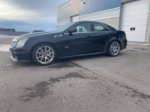 2011 Cadillac CTS-V for sale at Truck Buyers in Magrath AB