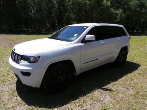 2018 Jeep Grand Cherokee for sale at TIMBERLAND FORD in Perry FL
