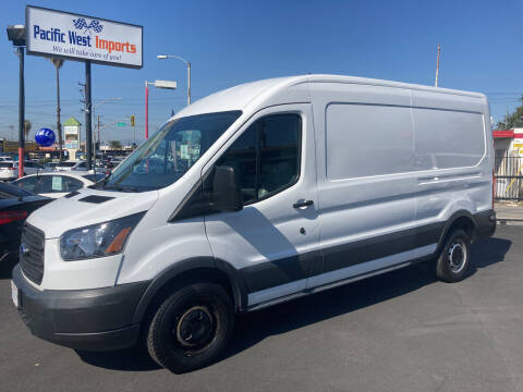 2018 Ford Transit Cargo for sale at Pacific West Imports in Los Angeles CA