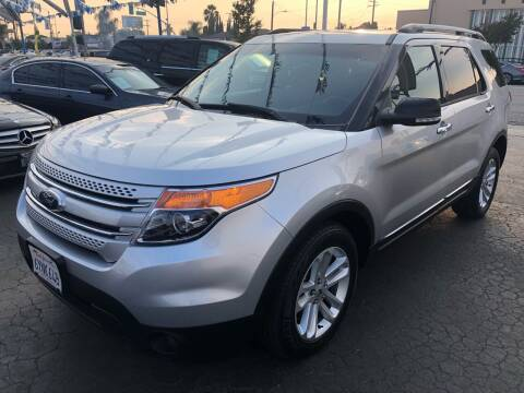 2013 Ford Explorer for sale at Plaza Auto Sales in Los Angeles CA