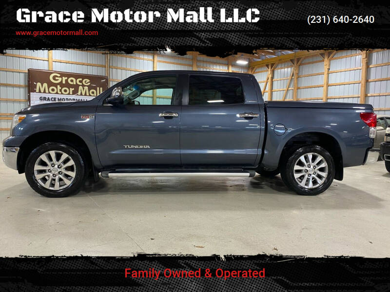 2010 Toyota Tundra for sale at Grace Motor Mall LLC in Traverse City MI