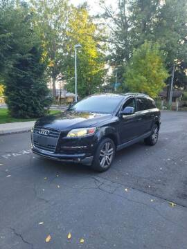 2009 Audi Q7 for sale at RICKIES AUTO, LLC. in Portland OR