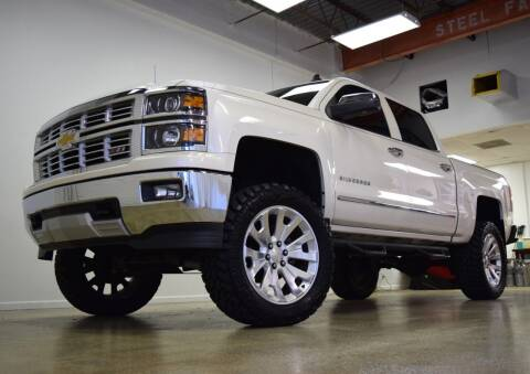 2015 Chevrolet Silverado 1500 for sale at Thoroughbred Motors in Wellington FL