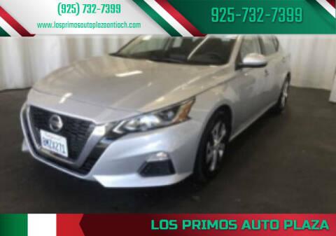 2020 Nissan Altima for sale at Los Primos Auto Plaza in Antioch CA