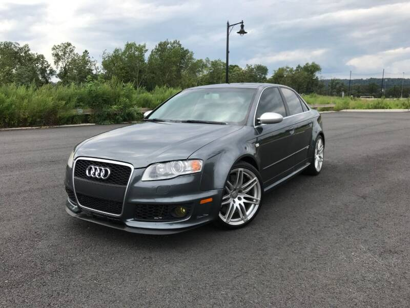 2007 Audi RS 4 for sale at CLIFTON COLFAX AUTO MALL in Clifton NJ