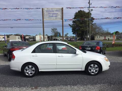 2007 Kia Spectra for sale at Affordable Autos II in Houma LA