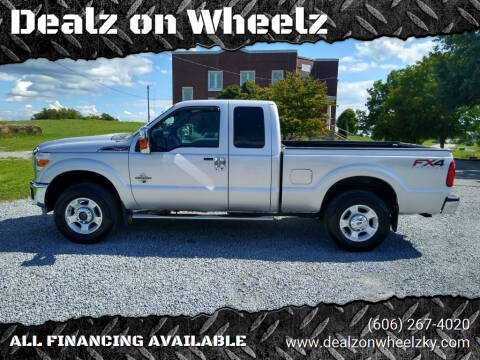 2012 Ford F-250 Super Duty for sale at Dealz on Wheelz in Ewing KY